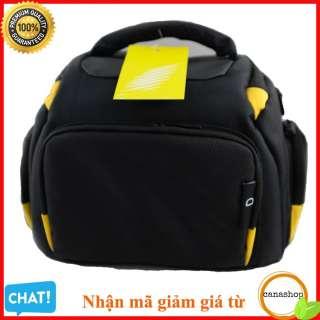 Túi đựng máy ảnh cho máy ảnh Nikon tiện ích- Túi Máy Ảnh – Túi Đựng Máy Ảnh – Túi Chống Sốc Máy Ảnh - Canashop