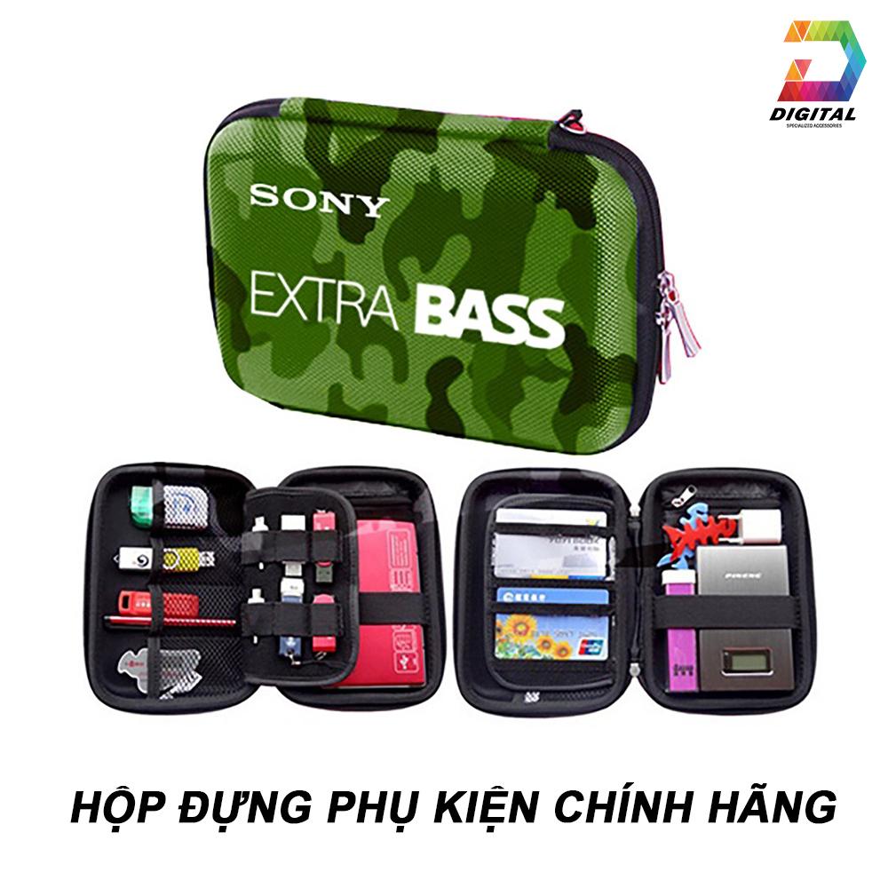 Giá Hộp đựng phụ kiện Sony Extra Bass đa năng cao cấp