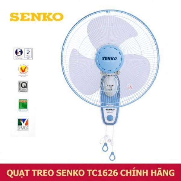 Quạt treo tường 2 dây Senko TC1626