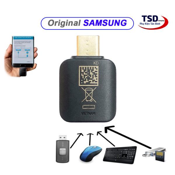 Bảng giá Đầu Chuyển OTG Type C Samsung Note 10, Dùng Được Cho Tất Cả Các Máy Dùng Cổng TypeC Phong Vũ