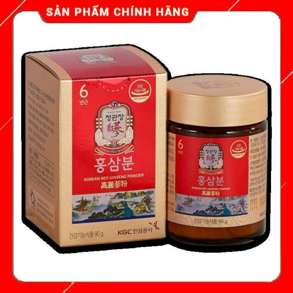 Bột Hồng Sâm KRG Powder 90g giá rẻ