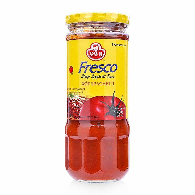 Sốt spaghetti Presco Ottogi lọ 400g
