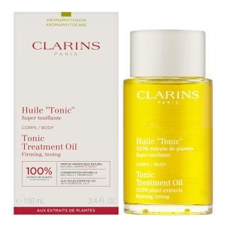 Tinh dầu massage toàn thân Clarins Tonic Body Treatment Oil 100ml thumbnail