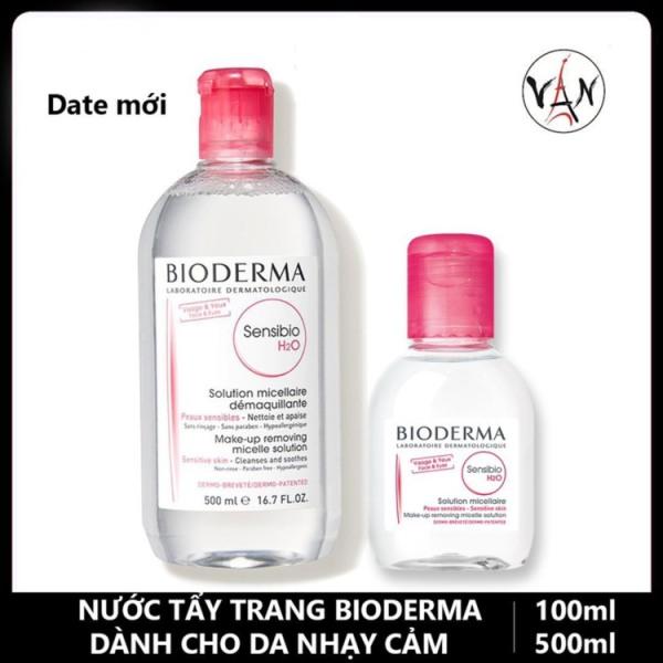 Nước tẩy trang Bioderma dành cho da nhạy cảm giá rẻ