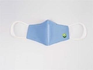[Dự kiến giao hàng sau ngày 15 09] Khẩu trang vải sợi tre kháng khuẩn 3 lớp Green Shield,size XS (trắng đen xanh Navy xanh nhạt) GSPCM001 thumbnail