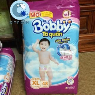 Tã quần trẻ em Bobby XL48 thumbnail