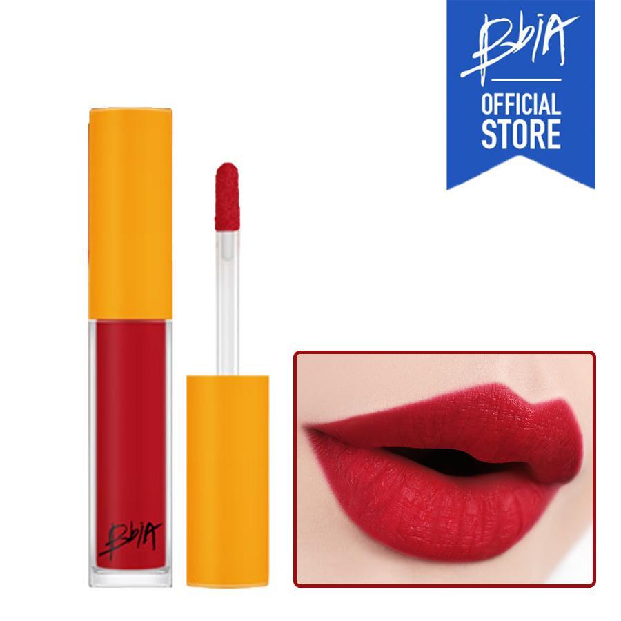 Son kem Bbia Last Lip Mousse - 08 3535 Red (Màu đỏ)