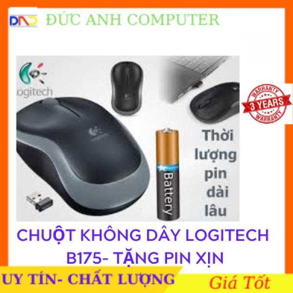 Bảng giá Chuột không dây chuột không dây Logitech B175 - độ nhạy cao - chính hãng Digiworld - bảo hành 12 tháng Phong Vũ