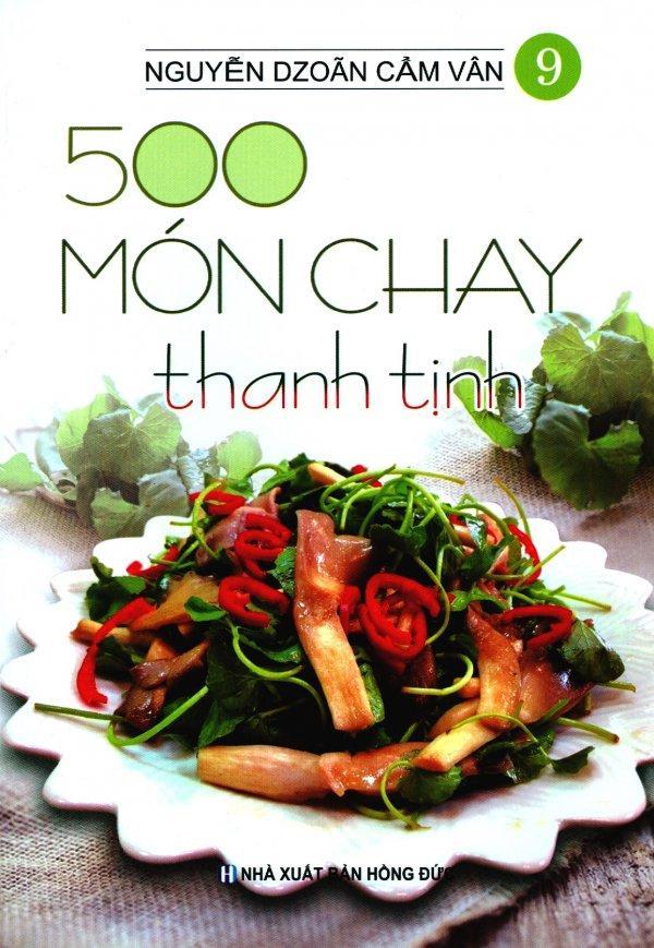 Mua 500 Món Chay Thanh Tịnh - Tập 9