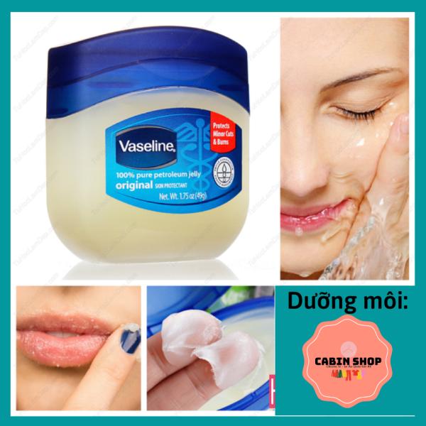 Sáp vaseline đa công dụng Vaseline Original Healing Jelly