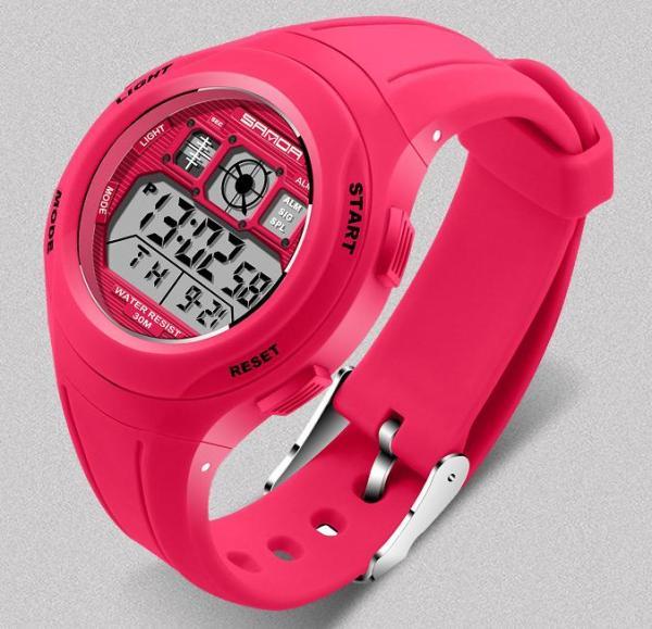 Đồng hồ Trẻ Em SANDA JACKSON Nhật Bản Bền Bỉ + Chống Nuốc Tốt - Đồng hồ trẻ em giá rẻ, Đồng hồ trẻ em thời trang, Đồng hồ bé trai, bé gái, Đồng hồ trẻ em thể thao, Đẹp,chống thấm nước, Bền, Giá Sốc, Đồng hồ trẻ em bán ch