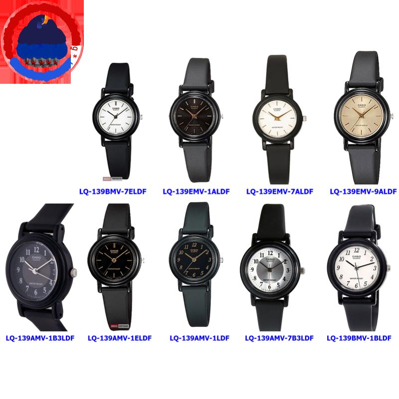 Đồng hồ nữ Casio LQ-139 ❤️ 𝐅𝐑𝐄𝐄𝐒𝐇𝐈𝐏 ❤️ Đồng hồ Casio chính hãng Anh Khuê đồng hồ đẹp giá rẻ