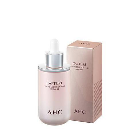 Tinh Chất Chăm Sóc Da Trắng Hồng Tự Nhiên AHC Capture White Solution Max Ampoule 50ml