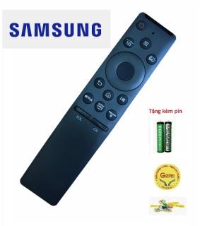 Điều khiển tivi SamSung IR-1316 smart cong 4K (Dòng không có giọng nói ) dùng tương thích với tất cả các dòng tivi SamSung Hiện nay - Tặng kèm pin - Remote SamSung IR-1316- Remote điều khiển tivi SamSung 4K loại tốt zin theo máy thumbnail