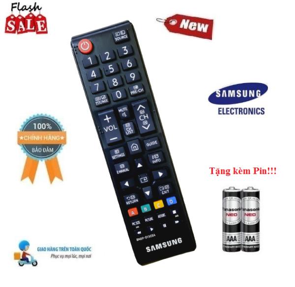 Bảng giá Remote Điều khiển tivi Samsung cơ cho các dòng tivi Samsung từ 2015 đến 2021- Hàng chính hãng Made in VietNam