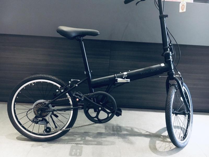 Phân phối Xe đạp gấp DP20D7.AL