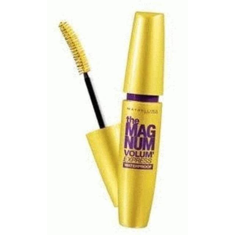 Mascara Maybelline Magnum 9.2ml, Làm Dày Mi Gấp 10 Lần & Ngăn Rụng Mi - TinaVu Store SG nhập khẩu