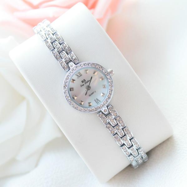 Đồng hồ nữ BS Bee Sister FA1418 đính đá thời trang