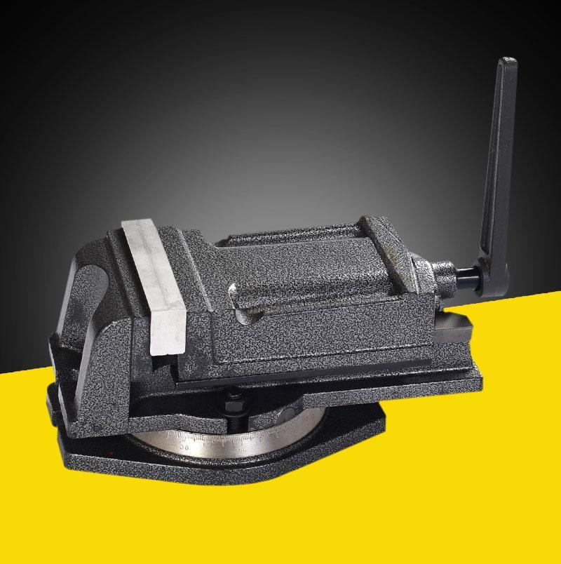 Ê tô bàn phay Machine vice 5inch/125mm QH125