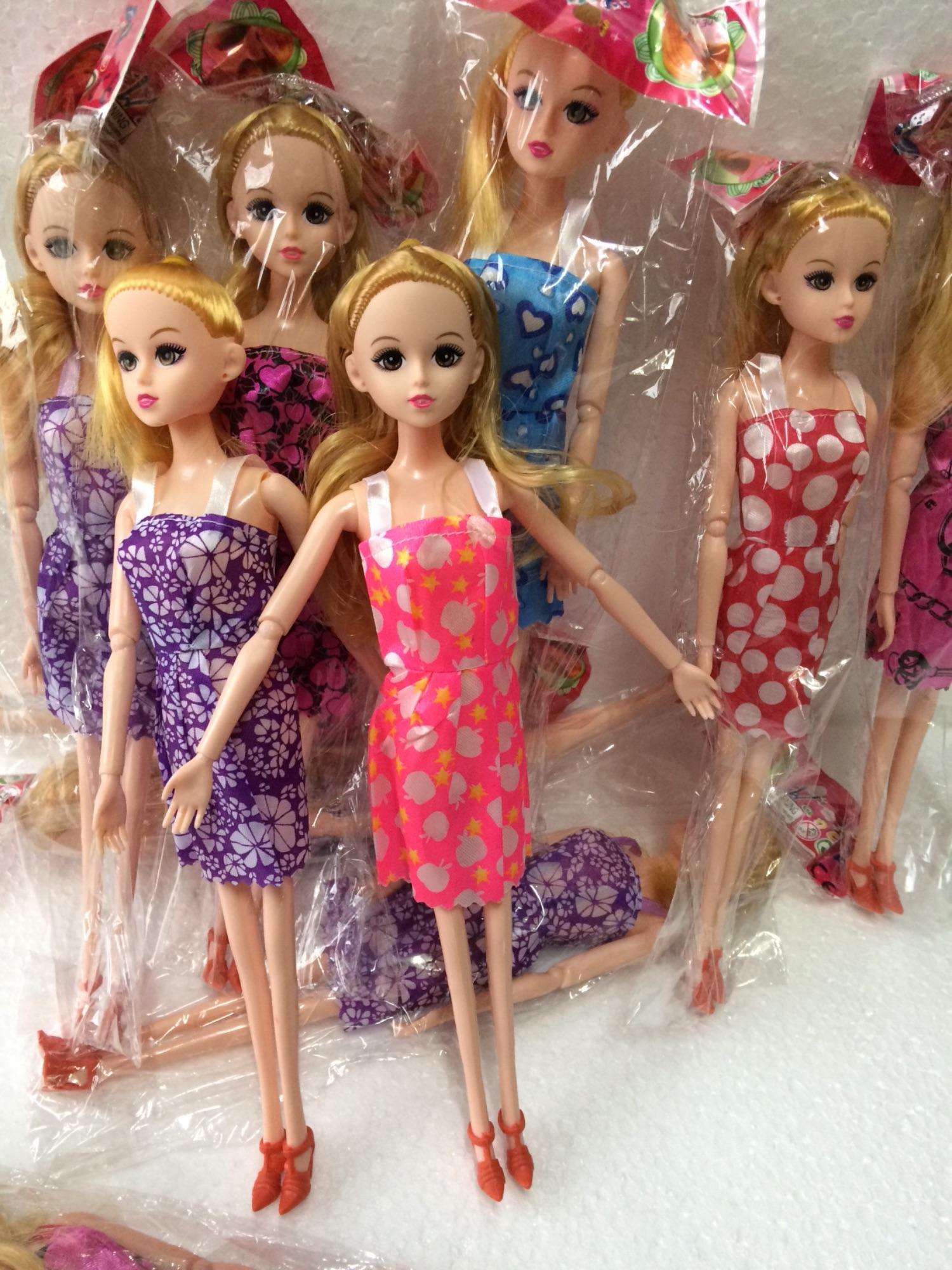 Búp Bê Baby Khớp Mặt Xinh, đủ Mẫu Váy, Model:801-1/5,30x15cm, Chất Liệu Nhựa Nguyên Sinh ABS An Toàn Tuyệt đối Không Thể Rẻ Hơn tại Lazada