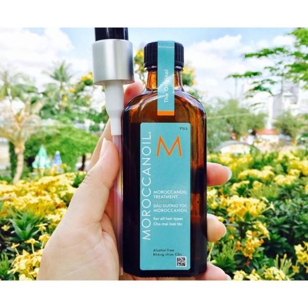 Tinh dầu Moroccanoil dưỡng tóc 100ml