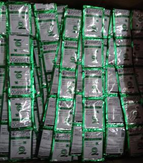 500 gói Dầu gội gói dùng trong nhà nghỉ, khách sạn thumbnail
