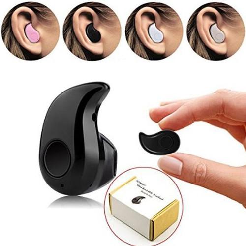 [GIÁ SỐC] Tai Nghe Bluetooth Mini S530 - Không Dây - Nhỏ gọn - Chống ồn - Tặng 1 dây sạc nhanh 25K - tai nghe giá rẻ - tai nghe nhét tai gaming hay giá rẻ - Tai nghe Bluetooth không dây S530 thời trang, kết nối điện thoại laptop máy tính