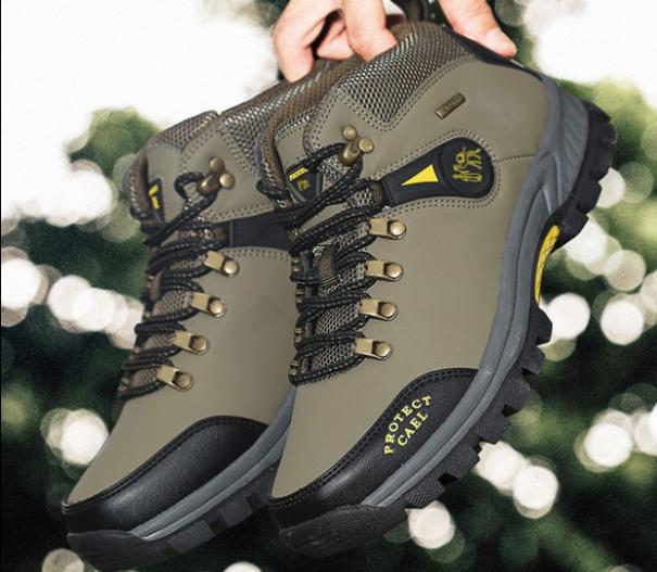 HOYO 2021 Giày bảo hộ lao động & an toàn cho nam giới mới trong quân đội Giày chống đâm thủng chống chiến thuật Giày bốt chiến thuật siêu nhẹ thoáng khí giá rẻ