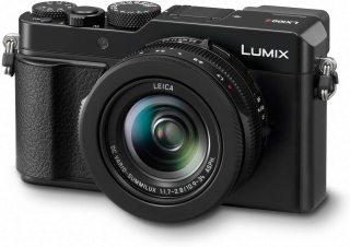 Máy ảnh Lumix Panasonic LX100 Mark II ( Chính Hãng ) thumbnail