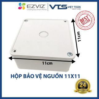 Hộp box chuyên dụng cho camera Hikvision, KBvision, Ezviz, Imou... lỗ ốc bằng đồng chắc chắn lắp đặt ngoài trời không sợ mưa nắng - Việt Toàn Smarthome thumbnail