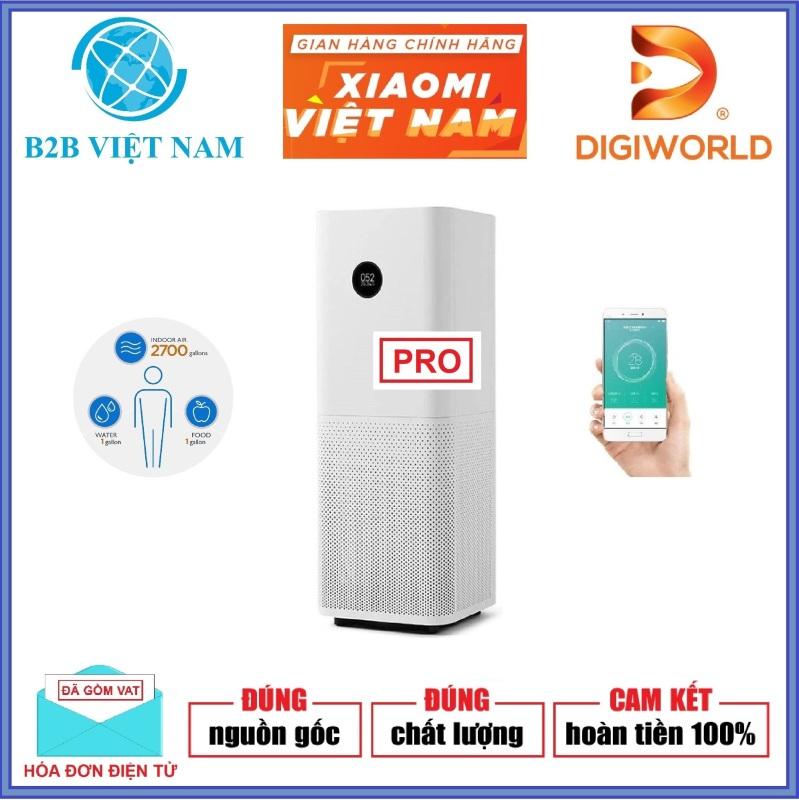 Máy lọc không khí Xiaomi Mi Air Purifier Pro Khử Mùi / Lọc Khí Độc / Hãng Phân Phối