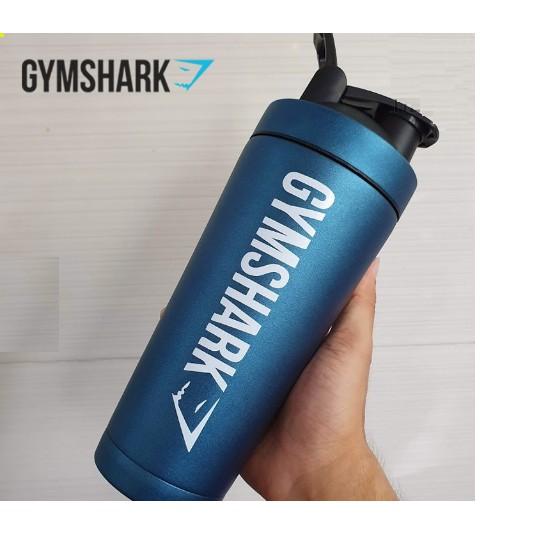 Bình Lắc Sharker  Bình Nước Inox Gym Shark Đang Giảm Giá
