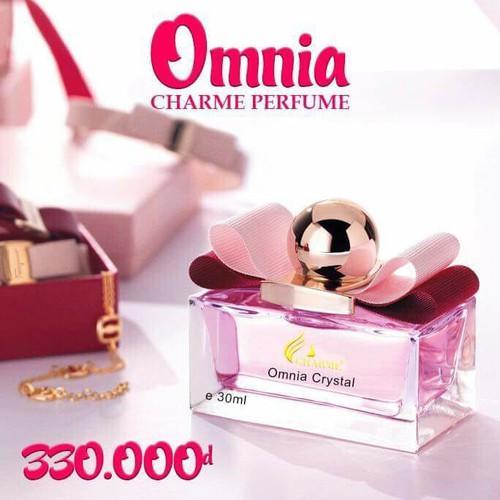 (chính hãng) nước hoa omnia 35ml