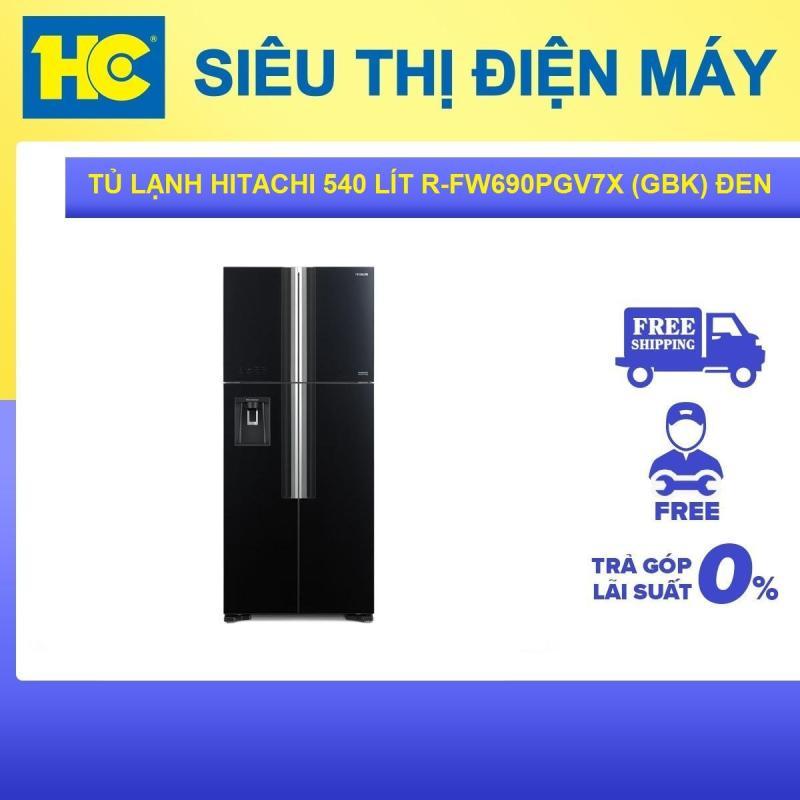 Tủ lạnh Hitachi FW690PGV7X(GBK)