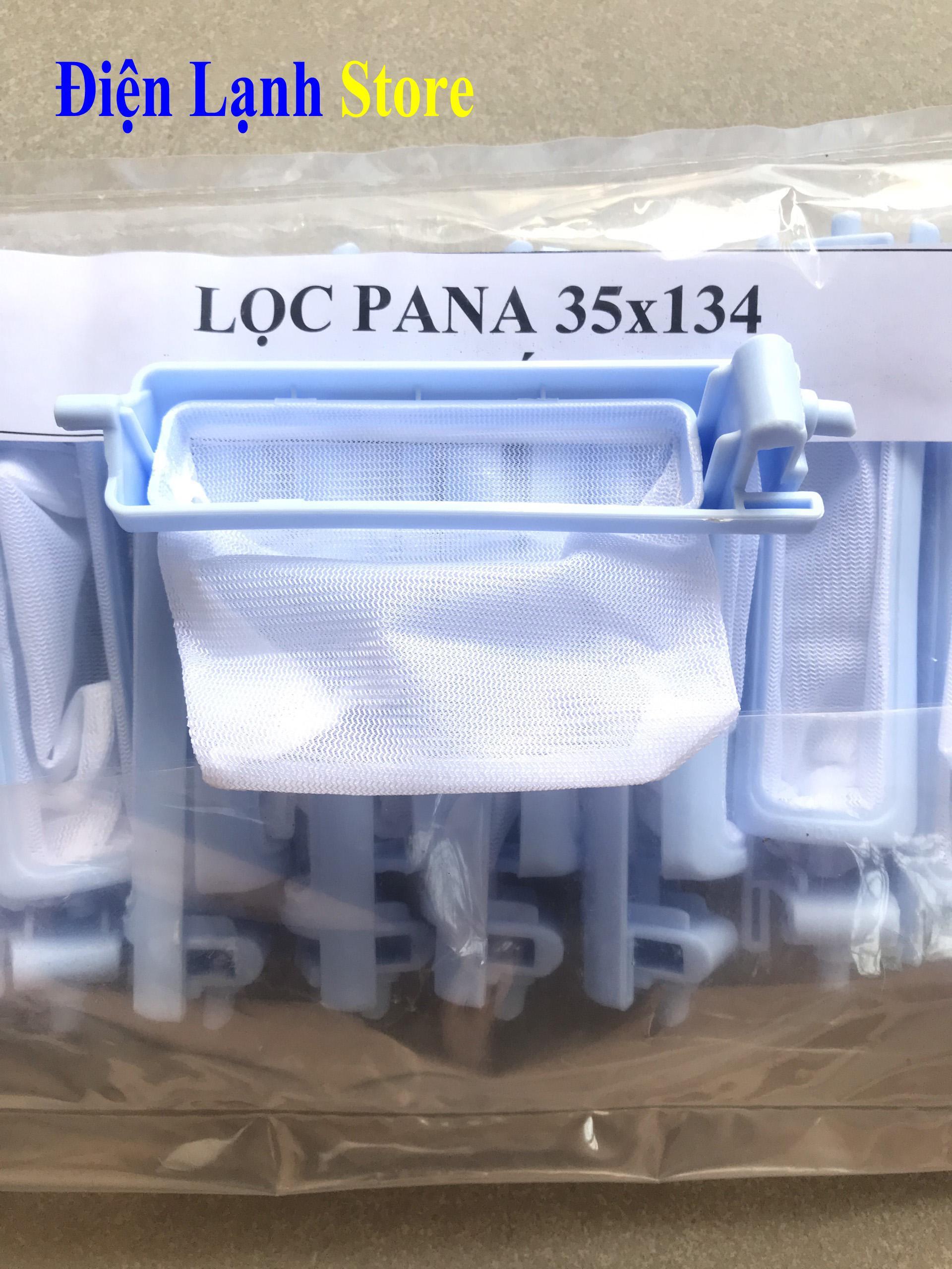Bảng giá Combo 2 lưới lọc máy giặt PANASONIC kích thước 134mm x 35mm Điện máy Pico
