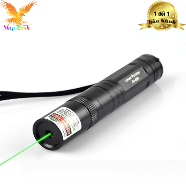 Đèn laser - bút laze lazer 303 tia xanh / đỏ cực sáng công suất lớn chiếu xa 3km Tặng kèm Pin sạc bao gồm bộ sạc, có điều chỉnh hoa văn hiệu ứng ánh sáng
