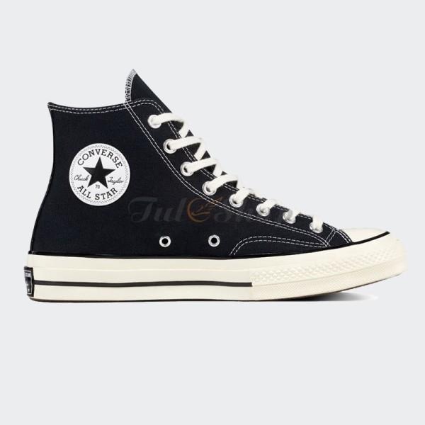Giày Converse  Đen Cổ Cao Nam Nữ[ẢNH THẬT + FULLBOX]