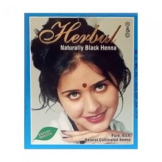 [HCM]Nhuộm tóc thảo dược Ấn độ màu đen tự nhiên thumbnail