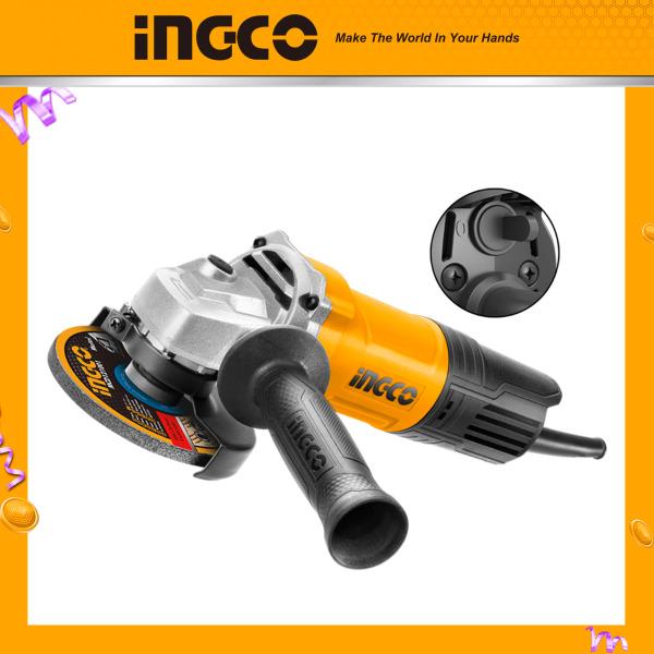 INGCO Máy mài góc D100 - 900W AG900282