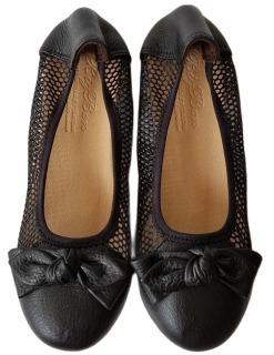 Giày Búp Bê Nữ Da Bò BIGBEN BB41 thumbnail