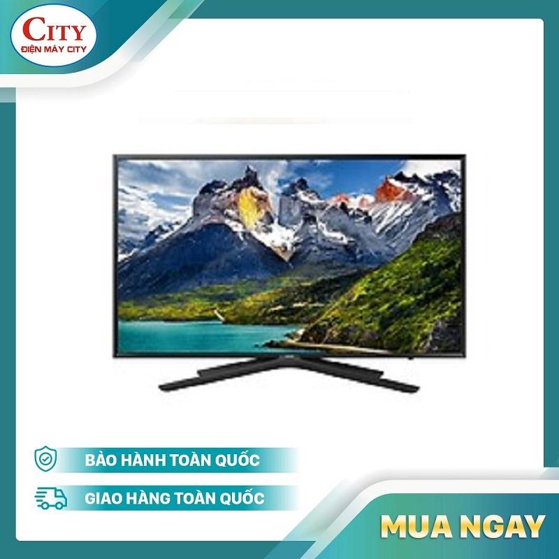 Bảng giá Smart TV Samsung 49inch Full HD - Model UA49N5500AKXXV (Đen) - Màn hình tràn viền, mỏng tinh tế + Công nghệ hình ảnh HDR, Ultra Clean View, Purcolor - Bảo hành 2 năm