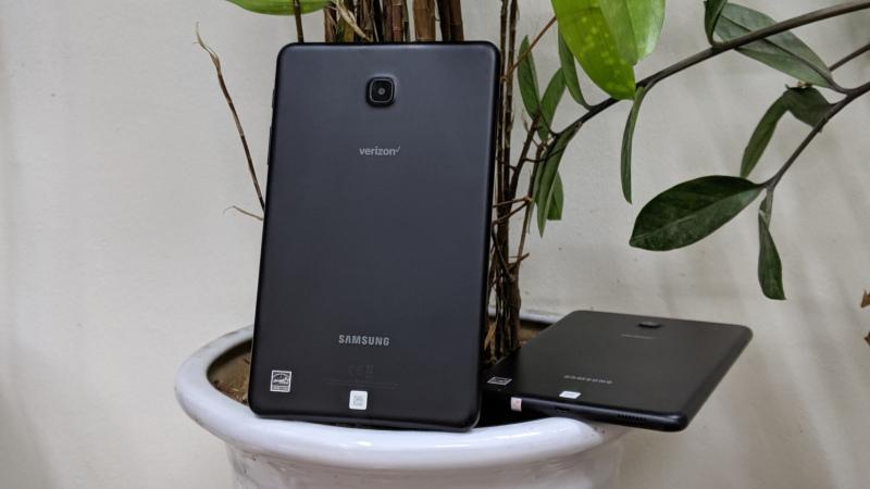 Máy tính bảng Samsung Galaxy Tab A 2018 ( 8 inch T387) LTE/Wifi - Nhập Khẩu Mỹ chính hãng