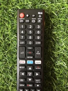 Điều khiển tivi LG RM-L1379 smart internet - tặng kèm pin - Remote LG RM-L1379 loại tốt thay thế tương thích hoàn toàn khiển zin theo máy 3