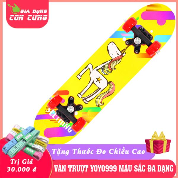 Phân phối Ván trượt Yoyo dành cho trẻ từ 2 đến 6 tuổi