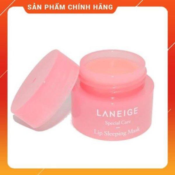 Mặt Nạ Ngủ Môi Laneige Lip Sleeping Mask Mini 3g - Chăm Sóc Môi - Mặt Nạ Ngủ Môi Dưỡng Ẩm Môi