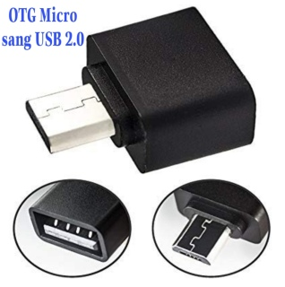 [HCM]Đầu chuyển đổi OTG từ cổng Micro Type-C ra cổng USB 3.0 (Màu Ngẫu Nhiên) thumbnail