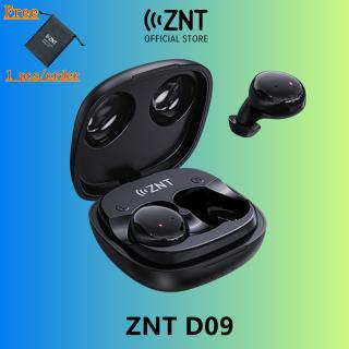 Tai nghe không dây ZNT D09-L hỗ trợ kết nối Bluetooth 5.0 tích hợp Điều khiển cảm ứng Tai nghe và Micro thoại rảnh tay cho Chất lượng âm thanh siêu Hi-Fi thumbnail