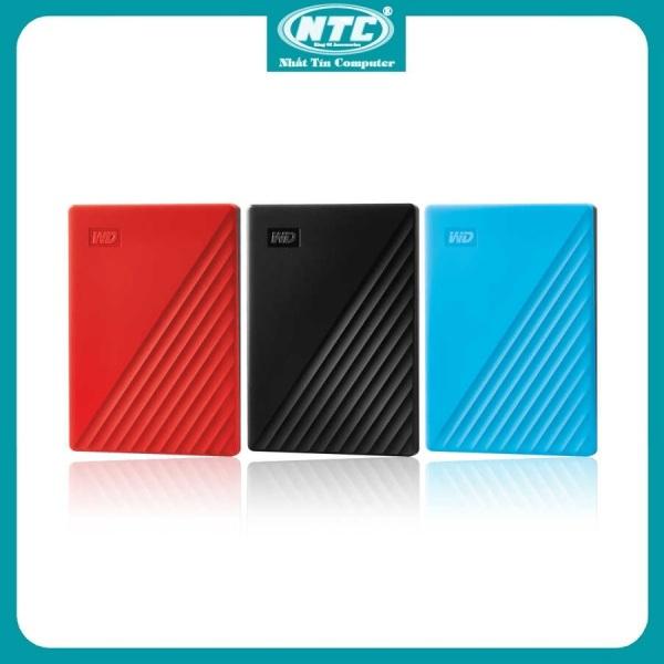 Bảng giá [HCM][Trả góp 0%] Ổ cứng di động HDD Western Digital My Passport 5TB Model 2019 - Nhất Tín Computer Phong Vũ