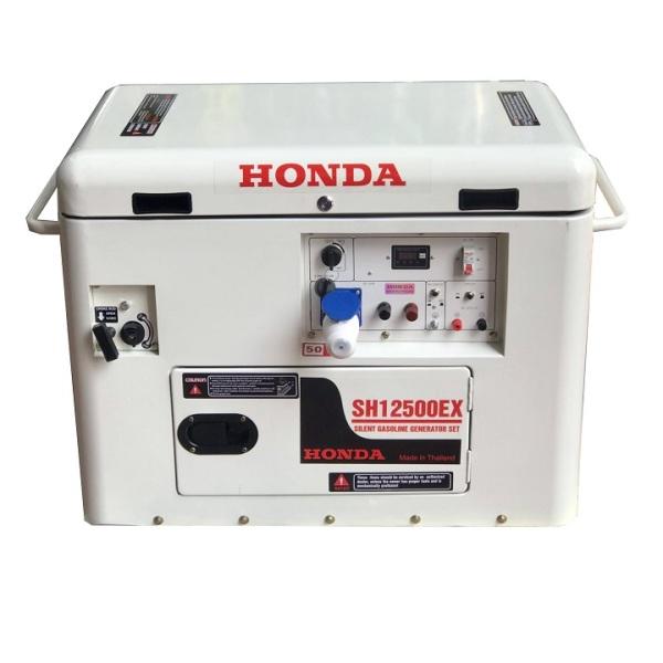 Máy Phát Điện Honda Chạy Xăng 10kw SH12500EX Chống Ồn