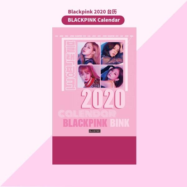 Mua Lịch bàn Blackpink năm 2020